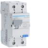Дифференциальный автоматический выключатель 16 А / 30mAC / C хар /  AC тип / 4,5 kA / 1+N полюс / Hager