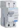 Дифф. авт. выкл. 1P+N 6kA C-16A 30 мА Тип AC, ширина 2М