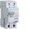 Дифф. авт. выкл. 1P+N 6kA C-40A 30 мА Тип AC, ширина 2М
