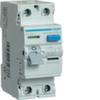 Устройство защитного отключения 16 А / 10mA / AC тип / 2 полюса / Hager