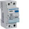 Устройство защитного отключения 25 А / 10mA / AC тип / 2 полюса / Hager