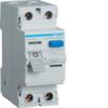 Устройство защитного отключения 40 А / 30mA / AC тип / 2 полюса / Hager
