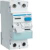 Устройство защитного отключения 16 А / 30mA / A тип / 2 полюса / Hager