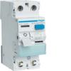 Устройство защитного отключения 40 А / 30mA / A тип / 2 полюса / безвинтовые зажимы / Hager