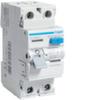 Устройство защитного отключения 63 А / 100mA / AC тип / 2 полюса / Hager
