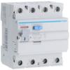 Устройство защитного отключения 40 А / 100mA / AC тип / 4 полюса / Hager