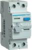 Устройство защитного отключения 25 А / 300mA / AC тип / 2 полюса / Hager