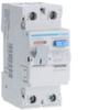 Устройство защитного отключения 63 А / 300mA / AC тип / 2 полюса / Hager