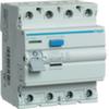 Устройство защитного отключения 25 А / 300mA / AC тип / 4 полюса / Hager
