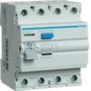 Устройство защитного отключения 40 А / 300mA / AC тип / 4 полюса / Hager