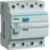 Устройство защитного отключения 63 А / 300mA / AC тип / 4 полюса / Hager