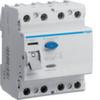 Устройство защитного отключения 80 А / 300mA / A тип / 4 полюса / Hager