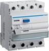 Устройство защитного отключения 25 А / 300mA / A тип / 4 полюса / Hager
