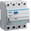 Устройство защитного отключения 63 А / 300mA / A тип / 4 полюса / Hager