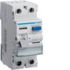Устройство защитного отключения 25 А / 500mA / A тип / 2 полюса / Hager