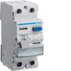 Устройство защитного отключения 40 А / 500mA / A тип / 2 полюса / Hager