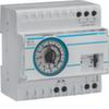 Сумеречный выключатель с аналоговым таймером и ЕЕ003, 2000Вт./230В./5-2000лк/5 модулей