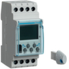 Недельный таймер Cronotec, 2W/16A/230В/2M,цифровой, 2 канала с ключом EG005
