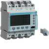 Таймер 4-х канальный электронный, недельная программа, пит. 230B +10/-15% 50/60Гц, вых. конт. 2П+2НО 10А 250В АС1, с возм. антенной синхронизации, с доп. функциями комфорта, с прогр ключом, ширина 4М