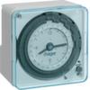 Суточный таймер компактный,1W/16A/230В/4,5М, аналоговый с запасом хода