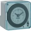 Суточный таймер компактный,1s/16A/230В/4,5М, аналоговый, без запаса хода