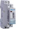 Реле модульное, 2н.о., AC1/AC7a 16А, Uупр.=24В 50Гц, ширина 1М