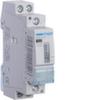 Реле модульное, 2н.з., AC1/AC7a 16А, Uупр.=24В 50Гц, ширина 1М