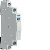 Переключатель вспомогательный состояния для реле и контакторов, рубильников и переключателей 1н.о.+1н.з., АС12 6А, 250В, ширина 1/2М
