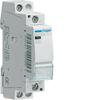 Контактор модульный, 1н.о., AC1/AC7a 25A, Uупр.=230В 50/60Гц, ширина 1М