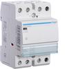 Контактор модульный бесшумный, 2н.о., AC1/AC7a 40A, Uупр.=230В 50/60Гц, ширина 3М