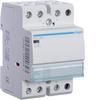 Контактор модульный бесшумный, 3н.о., AC1/AC7a 63A, Uупр.=230В 50/60Гц, ширина 3М