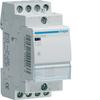 Контактор модульный бесшумный, 4н.о., AC1/AC7a 25A, Uупр.=230В 50/60Гц, ширина 2М