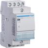 Контактор модульный бесшумный, 3н.о.+1 н.з., AC1/AC7a 25A, Uупр.=230В 50/60Гц, ширина 2М