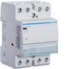 Контактор модульный бесшумный, 4н.о., AC1/AC7a 40A, Uупр.=230В 50/60Гц, ширина 3М
