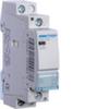 Контактор модульный, 1н.о., AC1/AC7a 25A, Uупр.=24В 50Гц, ширина 1М