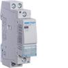 Контактор модульный, 1н.о.+1н.з., AC1/AC7a 25A, Uупр.=24В 50Гц, ширина 1М