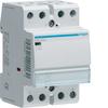Контактор модульный, 2н.о., AC1/AC7a 63A, Uупр.=24В 50Гц, ширина 3М