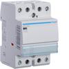 Контактор модульный, 2н.з., AC1/AC7a 63A, Uупр.=24В 50Гц, ширина 3М