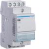 Контактор модульный бесшумный, 4н.о., AC1/AC7a 25A, Uупр.=24В 50Гц, ширина 2М