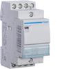 Контактор модульный, 2н.о.+2н.з., AC1/AC7a 25A, Uупр.=24В 50Гц, ширина 2М