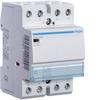 Контактор модульный, 4н.о., AC1/AC7a 40A, Uупр.=24В 50Гц, ширина 3М