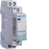 Контактор модульный, 2н.о., AC1/AC7a 25A, Uупр.=12/8В 50Гц, ширина 1М