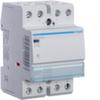 Контактор модульный бесшумный, 4н.о., AC1/AC7a 40A, Uупр.=12В 50Гц или 12В DC, ширина 3М