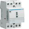 Контактор модульный c ручным упр., 4н.о., AC1/AC7a 40A Uупр.=230В 50Гц, ширина 3М