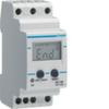 Реле контроля тока 1-фазное, индикация текущего тока