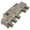 Разветвитель ТВ сигнала: 1 вход 4 выхода под F-штекер 13 - 2400МГц.