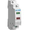 Светодиодный индикатор c красным и зеленым фильтром, 230В АС,  1 М