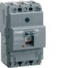 Автоматический выключатель, x160, TM рег.уст.терм., 3P 25kA 25-16A, 440В АС