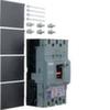 Автоматический выключатель, h630, LSI, 3P 50kA 400-160A, 690В АС