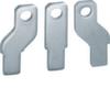 Полюсные наконечники (шинки) x160 3шт., для увеличения межполюсного расстояния
